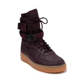 ナイキ メンズ スニーカー シューズ SF Air Force 1 Boot Sneaker (Men) 600 DEEP BURGUNDY/DEEP BURGUND