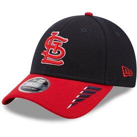 ニューエラ メンズ 帽子 アクセサリー New Era Men's St. Louis Cardinals 2Tone Rush 9FORTY Stretch Snapback Cap Red