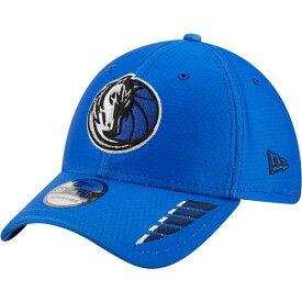 ニューエラ メンズ 帽子 アクセサリー New Era Men's Dallas Mavericks Rush OTC 39THIRTY Cap Blue Light 01