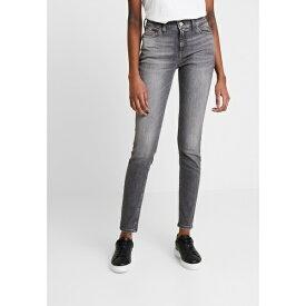 トミーヒルフィガー レディース デニムパンツ ボトムス NORA MID RISE - Jeans Skinny Fit - merrick grey yiku0257