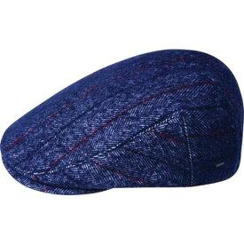 ベーリー オブ ハリウッド メンズ 帽子 アクセサリー Kenon Flat Cap 25536 (Men's) Dark Denim