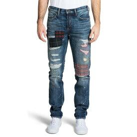 PRPS メンズ カジュアルパンツ ボトムス PRPS Le Sabre Slim Fit Jeans (Cimabue) Cimabue