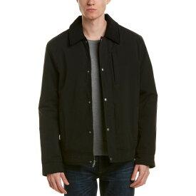 コールハーン メンズ ジャケット&ブルゾン アウター Cole Haan Signature City Rain Jacket black