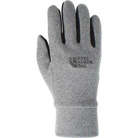 ノースフェイス メンズ 手袋 アクセサリー TKA 100 Glacier Glove TNF Medium Grey Heather
