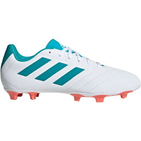 アディダス レディース サッカー スポーツ adidas Women's Goletto VII FG Soccer Shoes White/Blue