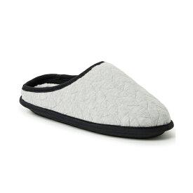 ディアフォームズ レディース サンダル シューズ Women's Cable Quilt Clog Slippers, Available in Wide Width, Online Only Light Heather Grey
