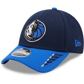 ニューエラ メンズ 帽子 アクセサリー New Era Men's Dallas Mavericks 2Tone Rush 9FORTYSS Cap Navy