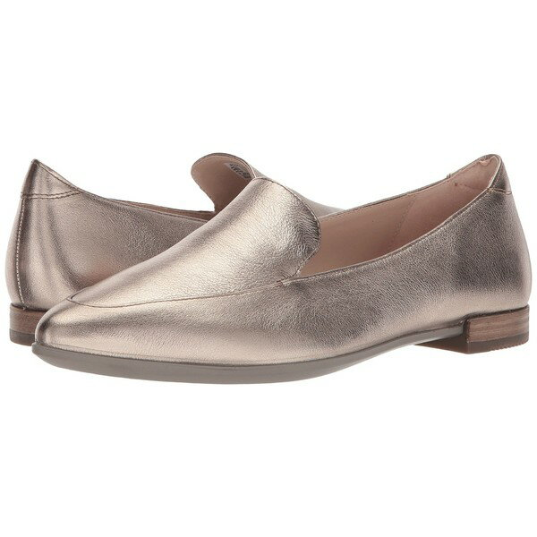 エコー レディース サンダル シューズ Shape Pointy Ballerina II Warm Grey Cow Leather
