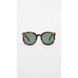 カレンウォーカー レディース サングラス&アイウェア アクセサリー Alternative Fit Super Duper Strength Sunglasses Crazy Tort/G15 Mono