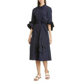 ラファイエットワンフォーエイト レディース ワンピース トップス Hughes Day Dress ADMIRAL BLUE IRIDESCENT