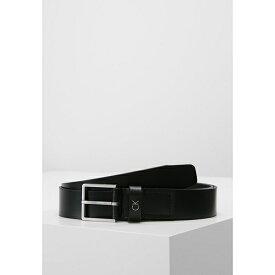カルバンクライン メンズ ベルト アクセサリー FORMAL BELT - Belt business - black zlzq022e