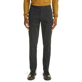 ボリオリ メンズ カジュアルパンツ ボトムス Garment Dyed Stretch Cotton Pants MIDNIGHT