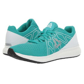 リーボック レディース スニーカー シューズ Forever Floatride Energy Solid Teal/White/Black/Silver