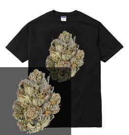 BUDS tシャツ ガンジャ 420 大麻 マリファナ weed ウィード cbd 写真 photo バッズ 種 smoke スモーク thc フォト 合法 ファッション ストリート hiphop メンズ レディース ブランド tee Tシャツ