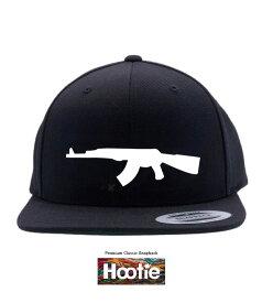 AK47 SNAPBACK CAP スナップバック キャップ カラシニコフ アサルトライフル 7.62mm ミリタリー マシンガン ak47 ak74su AKM 銃 ライフル マシンガン 特殊部隊 テロリスト メンズ レディース ストリート ブランド 刺繍 フリーサイズ 帽子