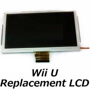 Wii U ゲームパッドの液晶割れを交換修理いたします。【任天堂・game pad・本体修理】