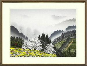 【版画・絵画】宮本秋風『春風』木版画■限定200部・新品★