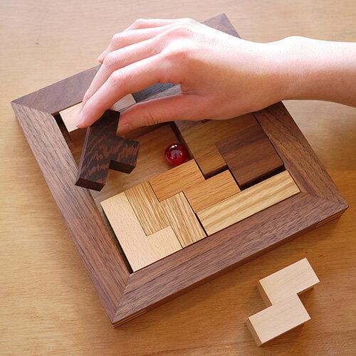 プレゼント 小学生 パズル 知育玩具 クリスマス バレンタイン ポリキューブパズル12P【知育玩具】【小学生】【6歳】【立体パズル】【日本製】-木のおもちゃ飛鳥工房