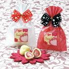 バレンタイン苺チョコのプチギフト