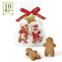 クリスマス お菓子 プチギフトかわいい子供 大量 個包装業務用 会社 職場 結婚式 ばらまき ギフト プレゼント【ハッピーメリークッキー…