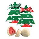 お菓子のプチギフト クリスマスギフト【クリスマスツリードライ苺チョコレート入り】業務用プレゼント 大量 結婚式 子…