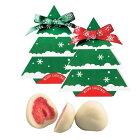 クリスマスツリー・苺チョコレート