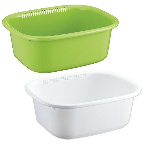 【アスベル ASVEL】 ポゼ 洗い桶 角型
