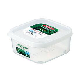 ユニックス NS-40Ag 【 保存容器 弁当箱 お弁当箱 作り置き 抗菌 冷凍 冷蔵 保存 耐熱 レンジ対応 おしゃれ アスベル ユニックス ASVEL UNIX 】