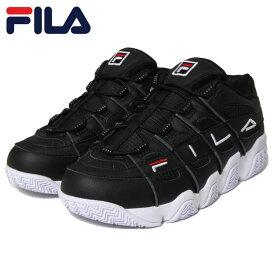 FILA フィラ スニーカー BARRICADE X97 F0414 BLACK ダッドスニーカー バリケード ハイテク 厚底 ブラック 26.5cm 27cm 27.5cm 28cm