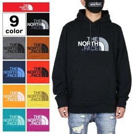 ノースフェイス パーカー THE NORTH FACE プルオーバーパーカー メンズ レディース ブランド 大きいサイズ ハーフドームロゴ 刺繍 アウトドア M DREW PEAK PULLOVER HOODIE NF00AHJY ブラック S M L XL XXL