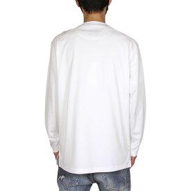 Y-3 ロンT ワイスリー Tシャツ 長袖Tシャツ メンズ レディース ブランド 大きいサイズ Y3 ADIDAS YOHJI YAMAMOTO アディダス ヨウジヤマモト おしゃれ おすすめ 白 M CLASSIC CHEST LOGO LS TEE FN3362 ホワイト M L XL