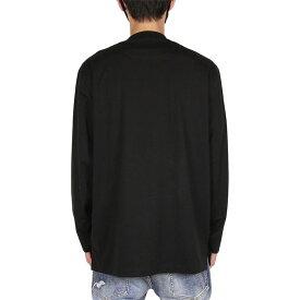 Y-3 ロンT ワイスリー Tシャツ 長袖Tシャツ メンズ レディース ブランド 大きいサイズ Y3 ADIDAS YOHJI YAMAMOTO アディダス ヨウジヤマモト おしゃれ おすすめ 黒 M CLASSIC CHEST LOGO LS TEE FN3361 ブラック M L XL