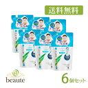 【送料無料】オードムーゲ 泡洗顔料L さっぱりタイプ つめかえ用 130mL 6個セット(配送区分:B)