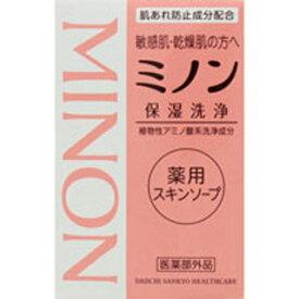ミノン 薬用スキンソープ 80g[配送区分:A]