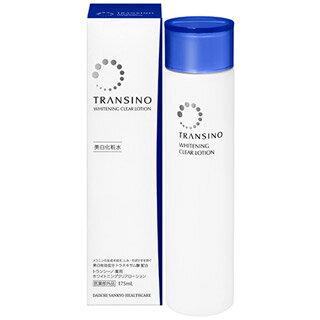 トランシーノ transino 薬用ホワイトニングクリアローション(美白化粧水) 175mL 【医薬部外品】