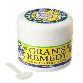 グランズレメディ (足・靴の消臭、除菌) 50g (無香料)【並行輸入品】[配送区分:A]