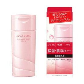 【医薬部外品】資生堂 アクアレーベル バランスケア ミルク 130ml[配送区分:A]