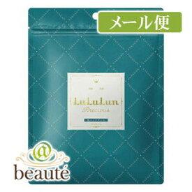 【ネコポス190円】LuLuLun フェイスマスク ルルルンプレシャス グリーン 4 10枚入