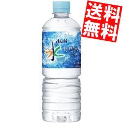 【送料無料】アサヒおいしい水 六甲600mlペットボトル 48本(24本×2ケース)[六甲のおいしい水]※北海道800円・東北400円の別途送料加算