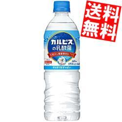 【送料無料】アサヒおいしい水プラスカルピスの乳酸菌600mlペットボトル 24本入[フレーバーウォーター おいしい水シリーズ]※北海道800円・東北400円の別途送料加算