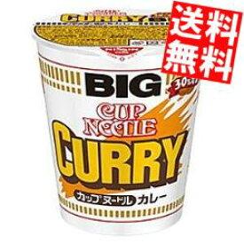 【送料無料】日清119gカップヌードル カレー BIGビッグ12食入※北海道800円・東北400円の別途送料加算