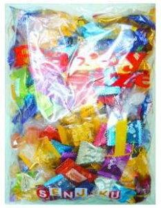 【送料無料】扇雀飴本舗1kgAピローミックス1kg×8袋[キャンディ]※北海道800円・東北400円の別途送料加算