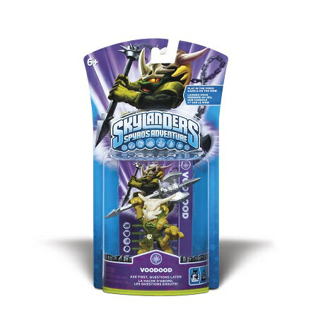 Skylanders Spyro's Adventure Single Character Pack : Voodood スカイランダーズ スパイロズ アドベンチャー シングルキャラクターパック : ブードゥードゥ【北米版】