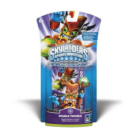 Skylanders Spyro's Adventure Single Character Pack : Double Trouble スカイランダーズ スパイロズ アドベンチャー シングルキャラクターパック : ダブルトラブル【北米版】