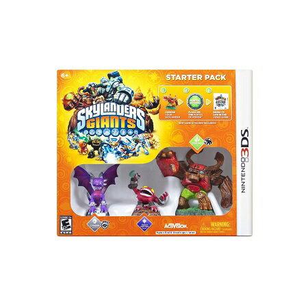 3DS SKYLANDERS GIANTS STARTER PACK <スカイランダーズ ジャイアンツスターターパック 【北米版】>