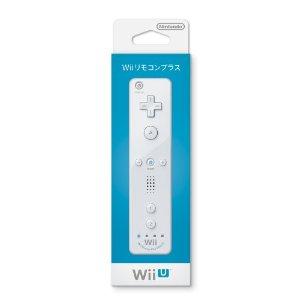 【新品】 Wii リモコンプラス シロ