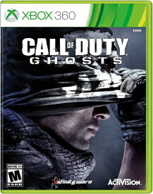 【XBOX360】 Call of Duty Ghosts 【北米版】<コール オブ デューティ ゴースト>