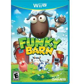 WiiU FUNKY BARN 【北米版】ファンキーバーン