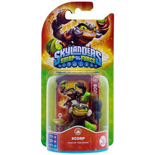 Skylanders Swapforce Single Character Pack: SCORP スカイランダーズ スワップフォース シングルキャラクターパック :スコープ【北米版】