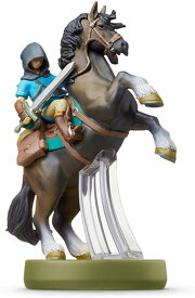 amiibo リンク (騎乗) 【ブレス オブ ザ ワイルド】 (ゼルダの伝説シリーズ)